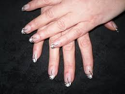 dessin sur ongle en gel passion u0027nail pose d u0027ongles en gel après midi nail art en famille