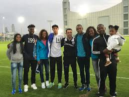 shine training camp at aspire academy concludes marhaba l
