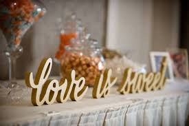 Wedding Table Signs Love Is Sweet Signs For Wedding Dessert Table Sign For Candy