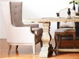 four hands kensington gray chevron lillian occasional chair
