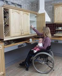 Ada Kitchen Design Freedom Kitchen Cabinet U0026 Shelf Lifts For Wheelchair Accessibility