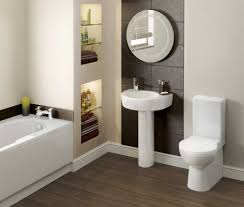 Remodeling Small Master Bathroom Ideas Small Master Bathroom Incorporating Lots Of White And Clear Glass
