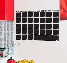 tableau ardoise pour cuisine autocollants tableaux noirs à craie pour cuisine tenstickers