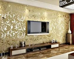 wallpaper living room ideas for decorating home interior