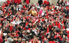 Ohio travel fan images The 10 best fan bases in college football fan index jpg