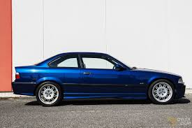 Bmw M3 Blue - bmw m3 coupe 1994 blue for sale dyler
