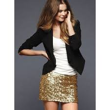 sequin skirt sequin skirt s secret polyvore