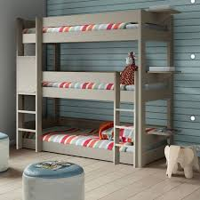 Tri Bunk Beds Uk Bunk Bed Mathy By Bols Various Colours Nubie Bedroom