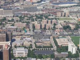 chicago housing projects map 54 best project cabrini images on chicago frances o
