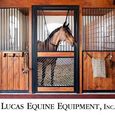 Sliding Horse Barn Doors by Lucas Equine Equipment Youtube