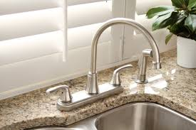 Huntington Brass Kitchen Faucet by Premier Faucet Waterfront 2 Handle Centerset Kitchen Faucet With