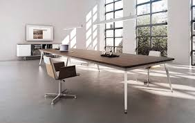 Square Boardroom Table Contemporary Boardroom Table Wooden Square Rectangular
