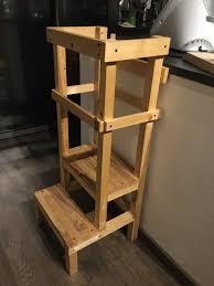kitchener helper escabeau beau pinterest kitchen helper learning tower