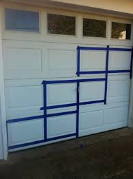 cool garage doors my garage doors are boring let s spice it up bowties and polkadots