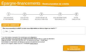 si e maif faire une simulation de rachat de crédit à la maif tutoriel en ligne
