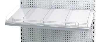 shelf dividers design plastic home decorations creative design