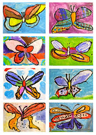 butterfly painting art lesson butterflies butterfly painting