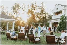 backyard wedding san diego