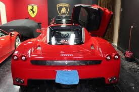 enzo replica for sale f430 based enzo replica looks awkward is ridiculously