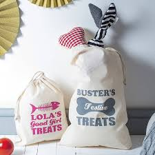 personalised pet storage bag by sparks clothing