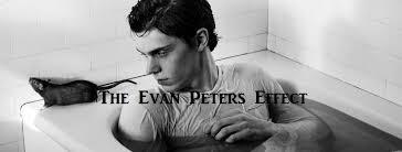 malr hair tumbir the evan peters effect