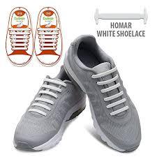 Flat Tennis Shoes Homar Durable Kids Sports Fan Shoelaces Best In No Tie Shoelace