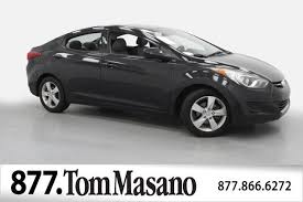 2013 hyundai elantra black used 2013 hyundai elantra for sale reading pa
