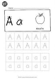 41 best alphabet worksheets images on pinterest preschool