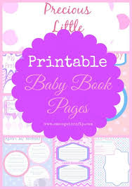 25 baby book pages ideas quiet christmas
