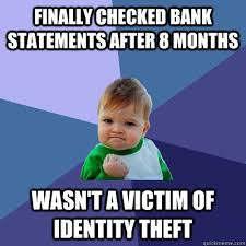 Theft Meme - identity theft prevention tips cheap is the new classy