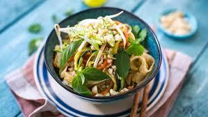 de cuisine thailandaise vegetarian pad