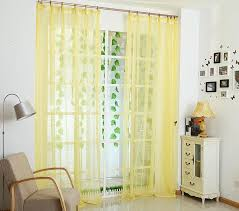 Soft Yellow Curtains Designs Brilliant Soft Yellow Curtains Ideas With Sale Decorations