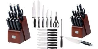 it u0027s time to upgrade your knife block set to the 16 piece chicago