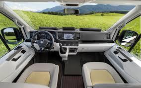 volkswagen concept van interior volkswagen california xxl concept vw camper vw california xxl