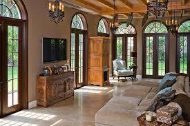mediterranean design style woodwork designs by sarasota luxury waterfront home builder murray