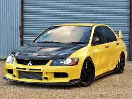evo 8 spoiler used mitsubishi lancer saloon in bedford bedfordshire highline