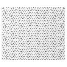 deco wrapping paper black and white deco diamond pattern wrapping paper zazzle