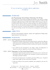 sample resume headline for software testing professional resumes