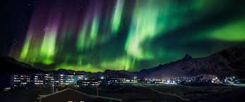best place to see northern lights 2017 northern lights spots in greenland visit greenland