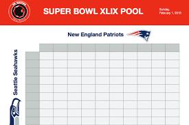 super bowl squares sheet game download printable seahawks vs