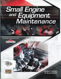 briggs u0026 stratton small engine u0026 equipment manual small engine