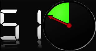 60 sec countdown clock v 14 timer with sound 10 sec beep