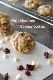 cookies cuisine az white chocolate cranberry oatmeal cookies baked in az