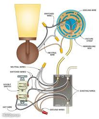 how to wire a 3 way light switch u2014 the wire the family handyman