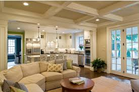 open concept kitchen living room design ideas open concept