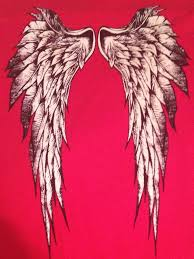 back tattoos wings i think these wings would look nice as a back tattoo its on the
