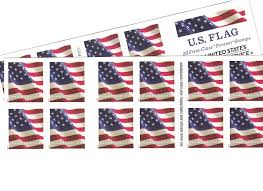 How Many Stars On Us Flag Amazon Com Us Flag Usps Forever Stamps Book Of 20 2016 New