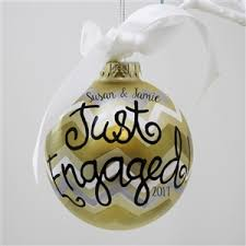 personalised christmas ornaments for couples personalised