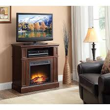 whalen brown cherry tv stand amazon com 31