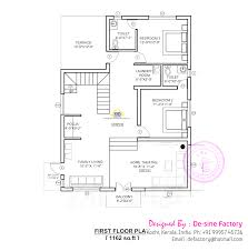 ground floor first floor home plan small rectangular house plan idea come with modern first floor